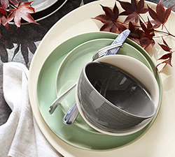Introducing Joshua Dinnerware
