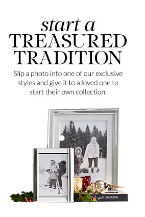 Start a Treasured Tradition