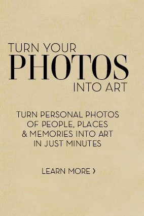 Turn Your Photos Into Art