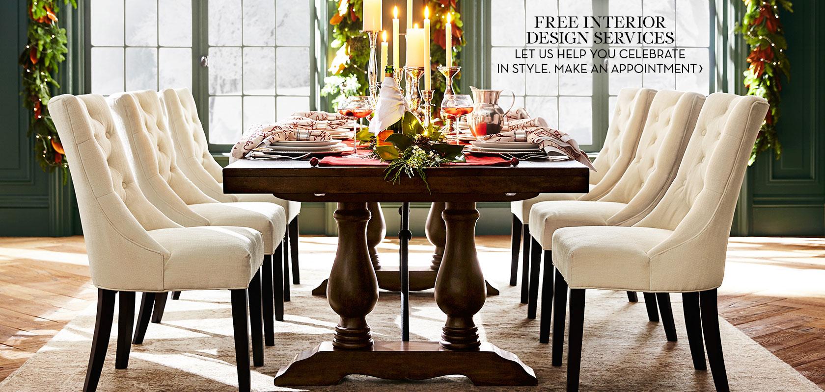 Home furnishings home decor outdoor furniture modern - Comedores contemporaneos ...