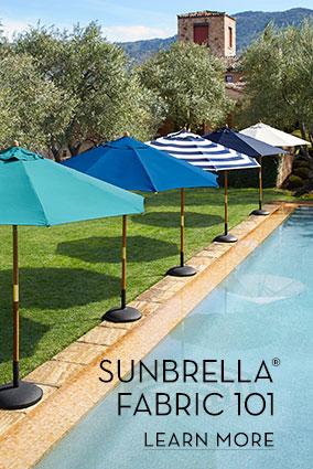 Sunbrella Fabric 101