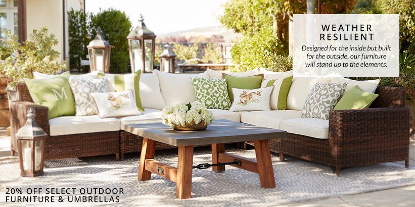 Weather Resilient Outdoor Furniture