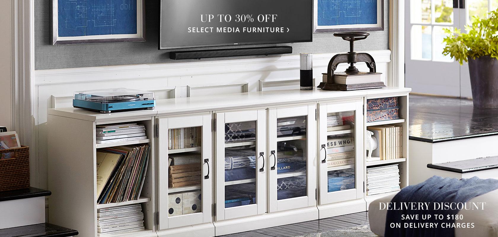 Media Furniture Sale