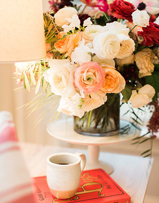 Create The Perfect Valentine's Day Arrangement