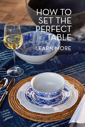 How To Set The Perfect Table