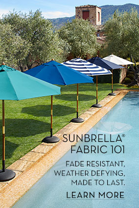 Sunbrella Fabric 101