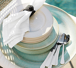 Outdoor Dinnerware Sale