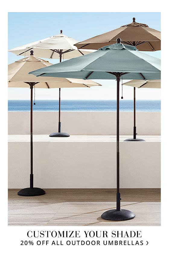 Umbrellas Sale