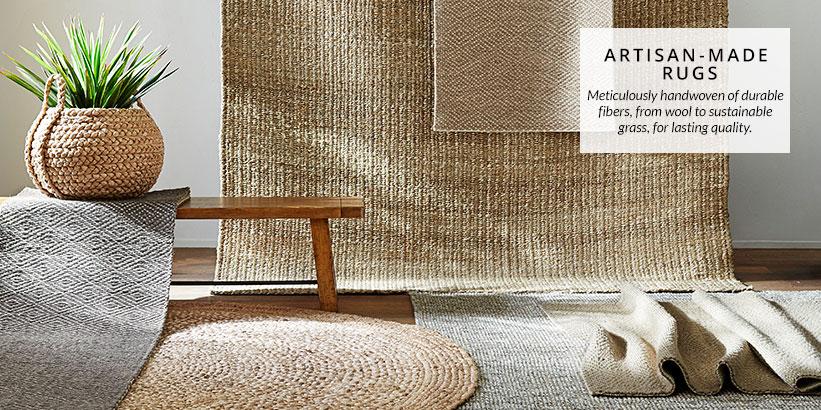 Artisan-Made Rugs