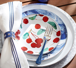 New Outdoor Dinnerware