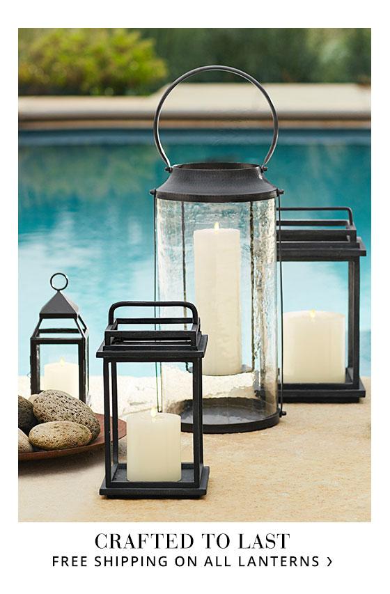 Lanterns Free Shipping
