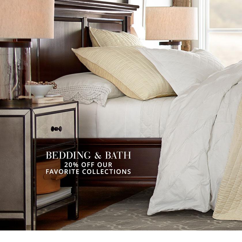 Bed & Bath Sale
