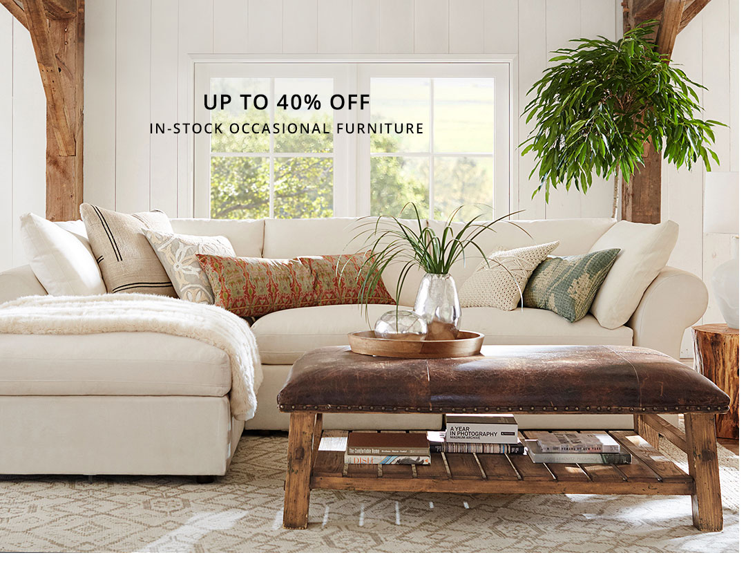 Occasional & Media Furniture Sale