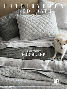 Bed & Bath Early Fall 2016