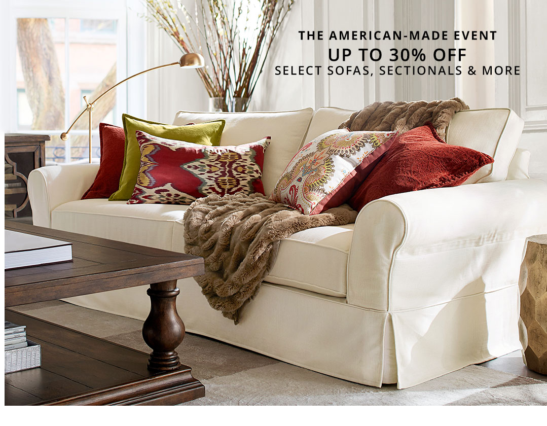 Sofas & Sectionals Sale