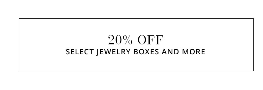 Jewelry Box Sale