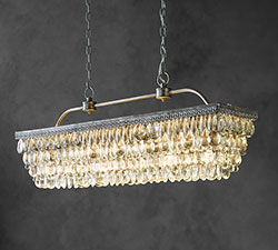 Clarissa Rectangular Chandelier Sale