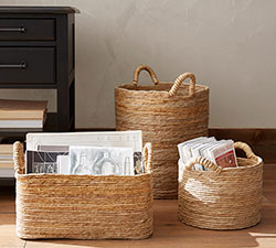 Abaca Baskets Sale