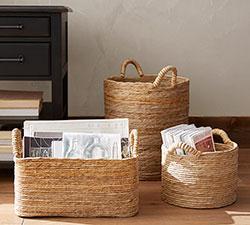 Abaca Baskets Sale