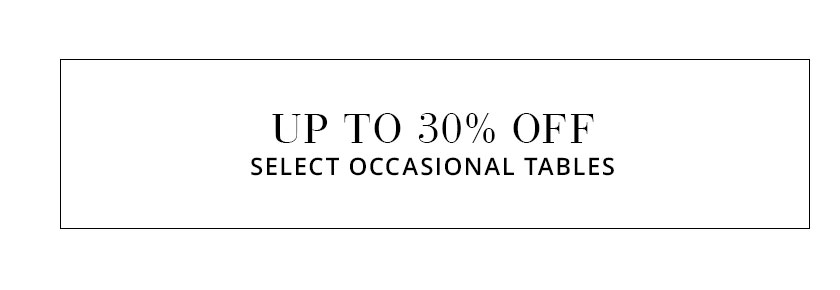 Occasional Tables Sale