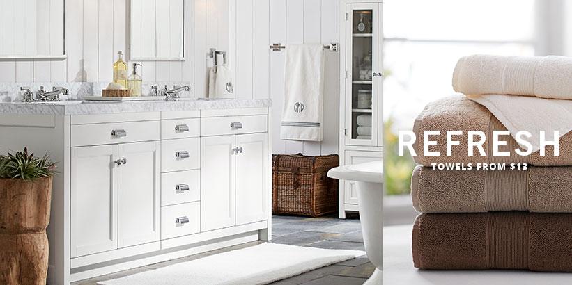 Refresh - Bath Towels