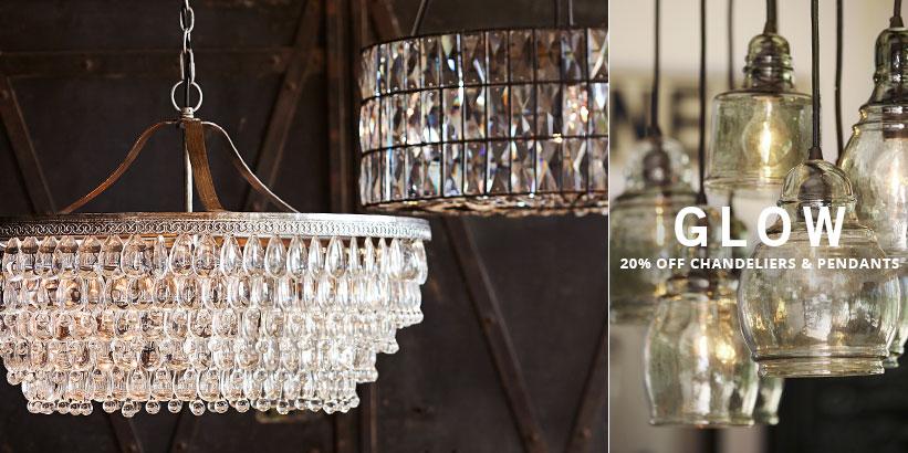 Glow - Chandeliers & Pendants Sale