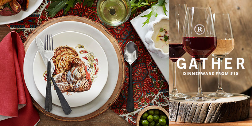 Gather - Dinnerware