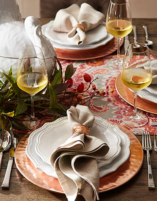 The Thanksgiving Table 5 Ways