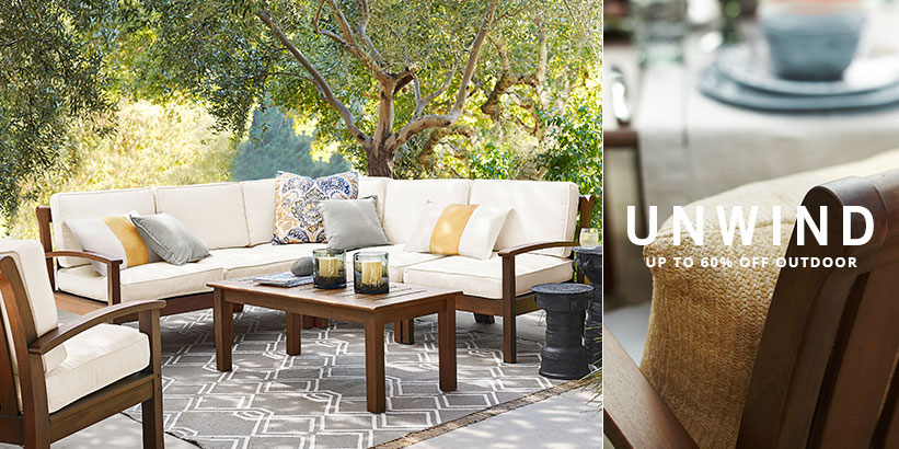 Unwind - Outdoor Sale