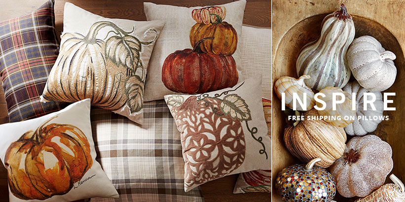 Inspire - Pillows Free Shipping