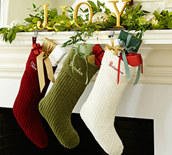 Stockings & Tree Skirts Free Shipping