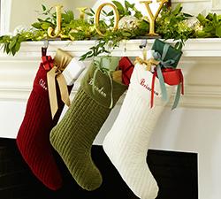 Stockings & Tree Skirts Free Shipping