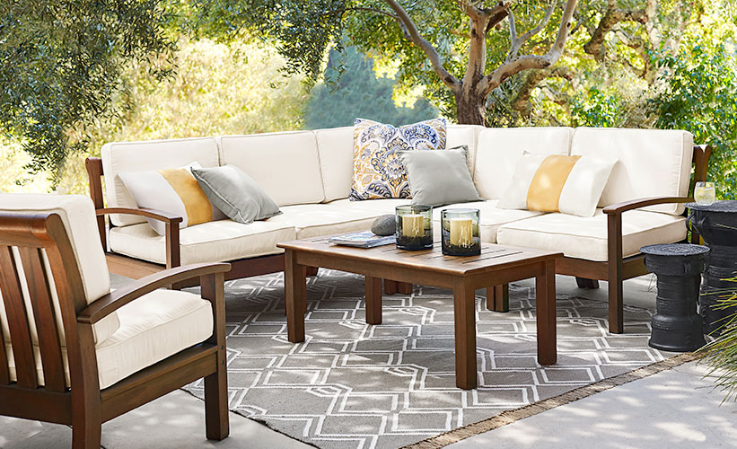 7 Different Arrangements For Your Patio Furniture