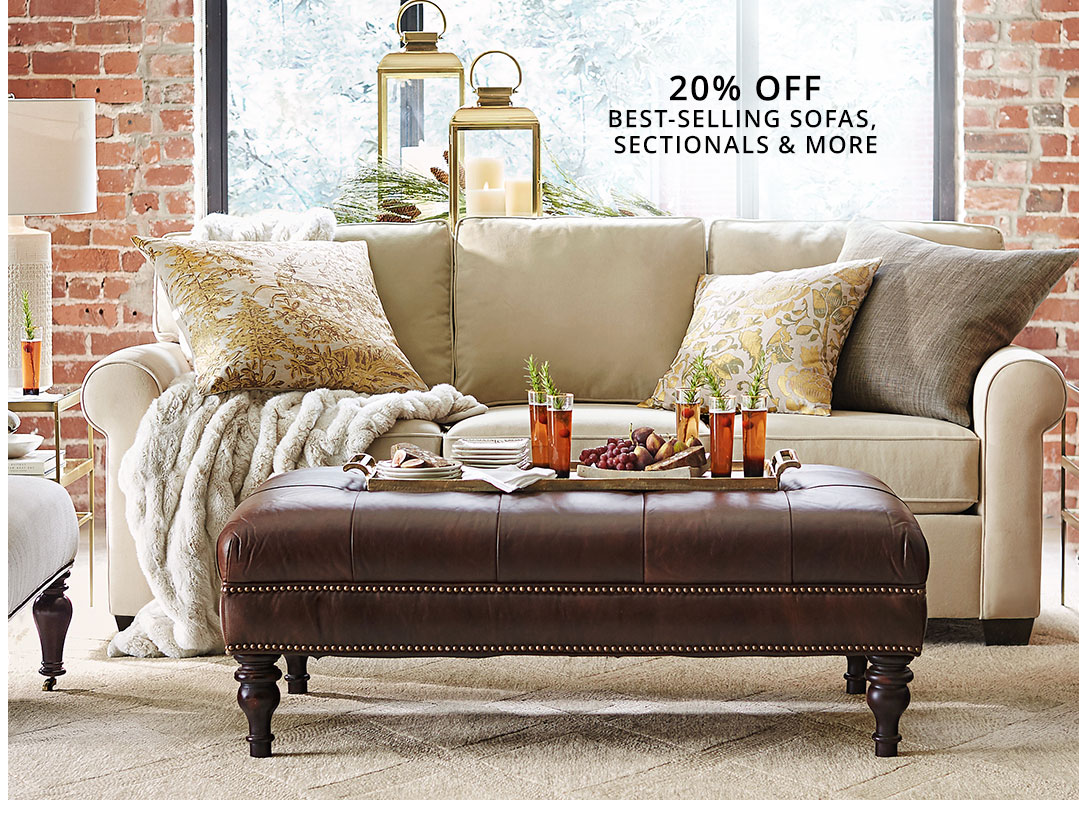 Best-Selling Sofas, Sectionals & More Sale