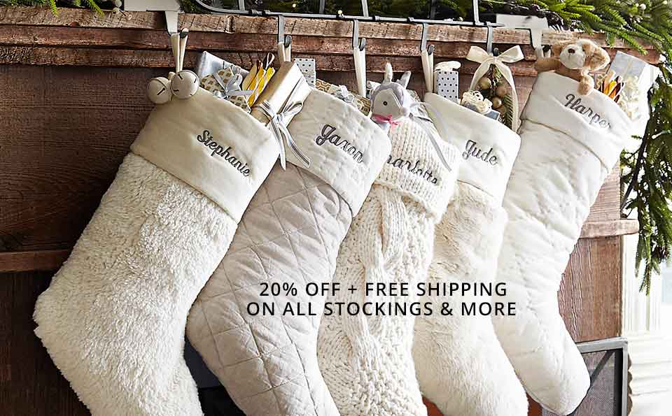 Stockings & More Sale