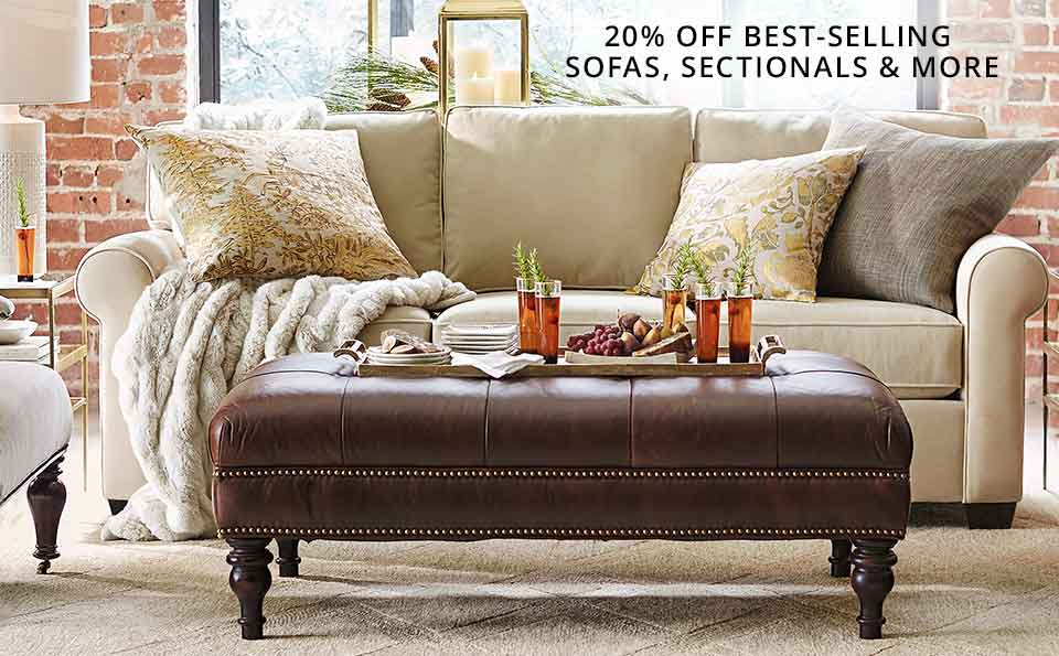 Sofas, Sectionals & More Sale