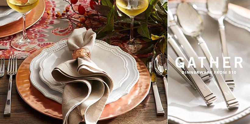 Gather - Dinnerware