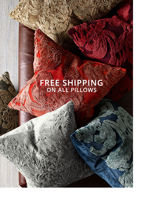 Pillows Free Shipping