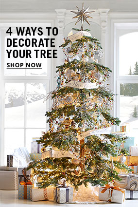4 Ways to Decorate Your Tree
