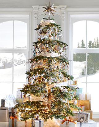 4 Ways to Decorate Your Christmas Tree