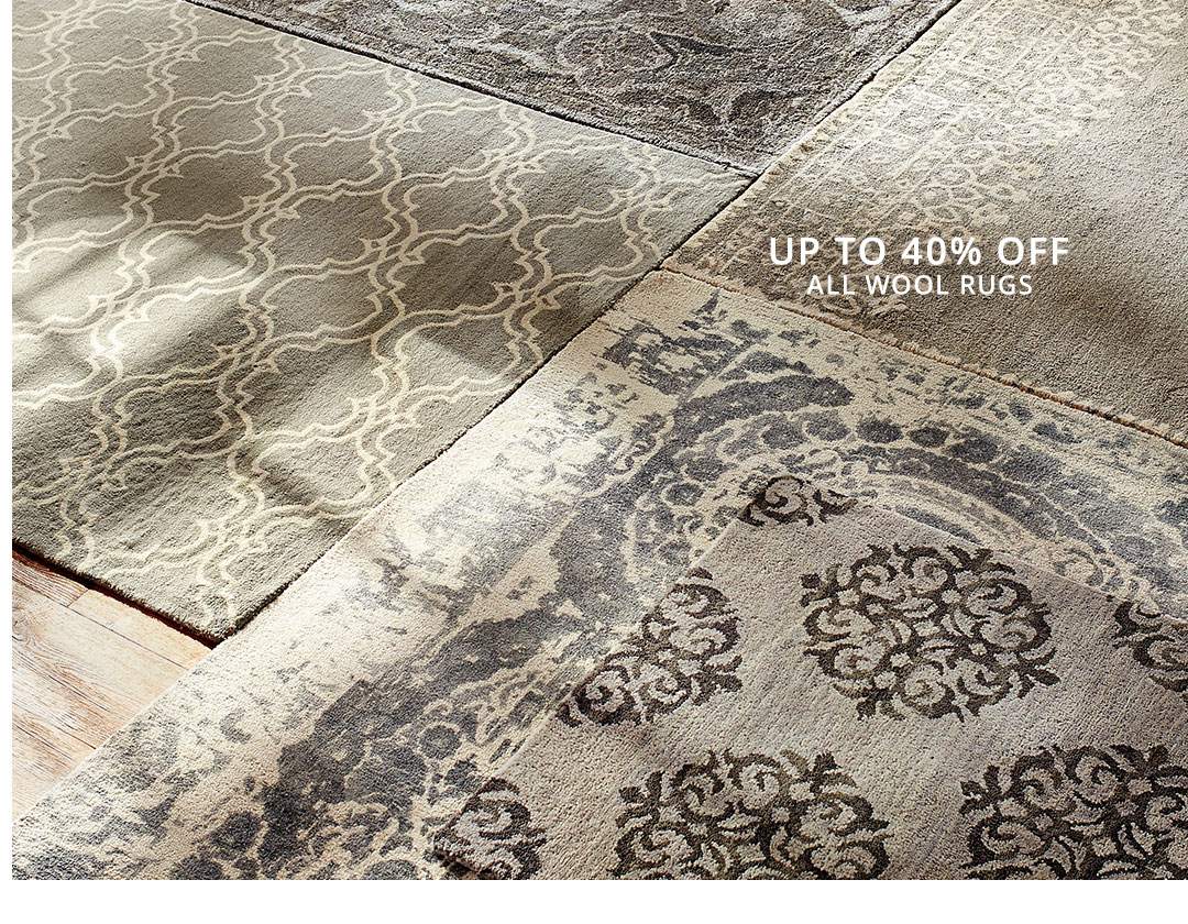 Wool Rugs Sale