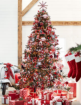 4 Ways to Decorate for Christmas