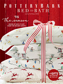 Bed & Bath Holiday 2016