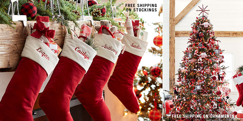 Stockigns & Ornaments Free Shipping