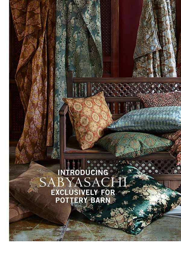 Introducing Sabyasachi