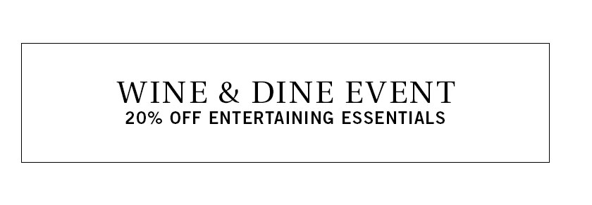Wine & Dine Event