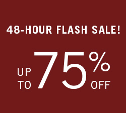 48-Hour Flash Sale