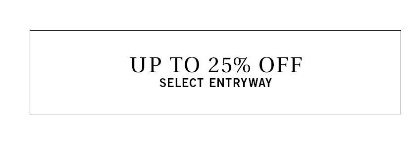 Entryway Sale