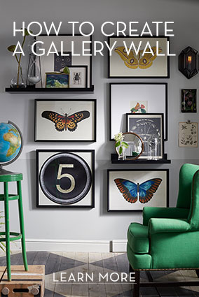 How To Create A Gallery Wall