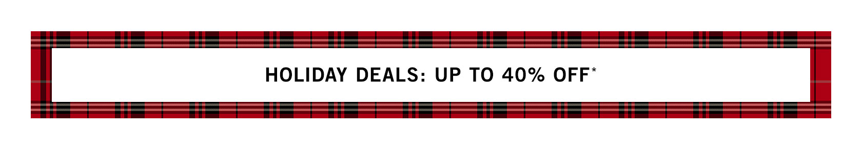 Holiday Daily Deals